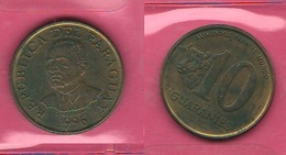 10 Guaranies 1996 FAO Paraguay - Paraguay