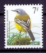 BELGIE * Buzin * Nr 2725 * Postfris Xx * FLUOR  PAPIER - 1985-.. Birds (Buzin)