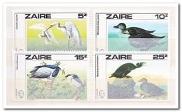 Zaïre 1985, Postfris MNH, Birds - 1980-89: Ongebruikt