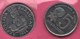 5 Guaranies 1984 FAO Paraguay - Paraguay