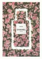 Dans Les Champs De CHANEL MISIA  Grande Carte 17/12 Cm R/V - Perfume Cards