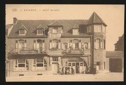 KEMMEL  HOTEL DELOBEL - Heuvelland