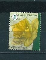 N° Narcisse Timbre De Belgique Belgie Adhésif Valeur 1 Année 2016 - Belgique