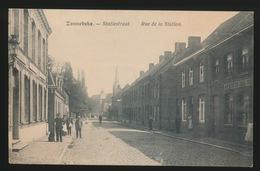 ZONNEBEKE   STATIESTRAAT   RUE DE LA STATION - Zonnebeke