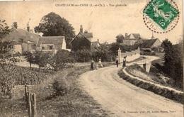 CHATILLON-SUR-CHER VUE GENERALE - Autres Communes