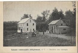 08 AIGLEMONT COLONIE COMMUNISTE 7 RENTREE DES CHAMPS - France