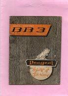 CATALOGUE-PEUGEOT CYCLOMOTEUR B B 3 Vitesses -Notice Entretien Année 1963 20 Pages--rare - Moto