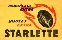 Buvard Starlette (boulet De Charbon) - Buvards, Protège-cahiers Illustrés