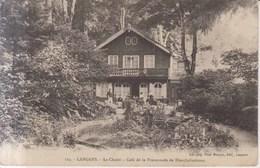 Langres Le Chalet  Cafe De La Promenade De Blanchefontaine  1914 - Langres