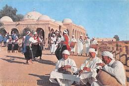 Tunisie - NEFTA - Les Danseurs - Musiciens - Tunesien