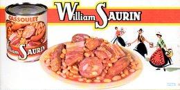 Buvard William Saurin - Alimentaire
