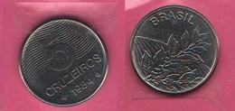 5 Cruzeiros 1980 FAO Brazil Brasile Coffe - Brésil