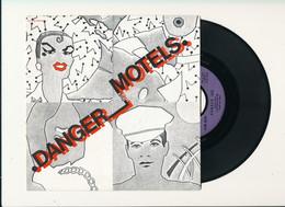 """THE MOTELS  """" DANGER """" Disque CAPITOL 1980   TRES BON ETAT - Rock"""