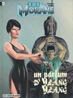 Bob Morane T 29  Un Parfum D'Ylang-Ylang.  EO BE-  LOMBARD  03/1995 Vernes Coria  (BI1) - Bob Morane