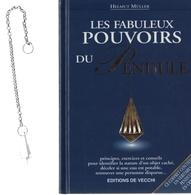Les Fabuleux Pouvoirs Du Pendule (Avec Un Pendule En Cristal, Dans Un Coffret Inclus Au Livre) 6 Scannes - Books, Magazines, Comics