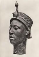 Nigeria - Brass Head Excavated At Ife , Yorubaland - Nigeria