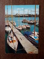 L21/10 Granville. Le Port Des Yachts - Granville