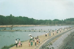 North Korea - Wau-do Island Holiday Resort - Korea, North