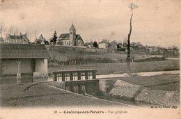 (105) CPA  Coulange Les Nevers  Vue Generale   (Bon état) - France