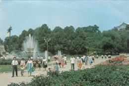 North Korea Pyongyang - Moranbong Youth Park - Korea, North