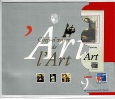 Bloc N° 23 De 1999, Chefs D'oeuvre De L'Art, Sous Blister - Blocs Souvenir