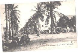 SENEGAL SAINT LOUIS - Précurseur - Repos De La Caravane - Animée - Belle - Senegal