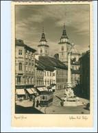 U6767/ Ljubljana  Straßenbahn Foto AK Ca.1935 Slowenien - Slovenia