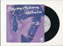 "BRYAN ADAMS  "" HIDIN FROM LOVE "" Disque AM RECORDS 1980   TRES BON ETAT - Rock"