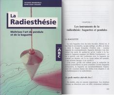 Radiesthésie: Maîtrisez L'art Du Pendule Et De La Baguette (6 Scannes) - Books, Magazines, Comics