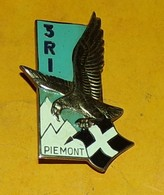 3° Régiment D'Infanterie, Dos Lisse, Embouti, FABRICANT DRAGO PARIS,HOMOLOGATION 2006,  BON ETAT VOIR PHOTO  . POUR TOUT - Esercito