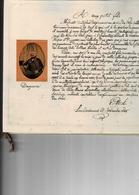 Album Des Personnages Illustres Avec Photos De 1845 à 1890 Par Pierre Marie Lizerolles ( 12 Pages De Photos Avec Comment - Historical Documents