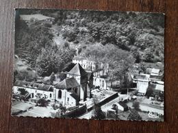 L21/12 La Vieille église De Moutier D'Ahun - Moutier D'Ahun