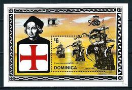 Dominica Nº HB-205 Nuevo - Dominica (1978-...)