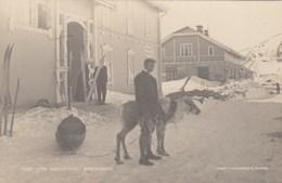 BERGEN-FRA HAUGASTOL-NORVEGIA-BERGENSBADEN-CARTOLINA VERA FOTOGRAFIA NON VIAGGIATA ANNO 1915-1925 - Norway