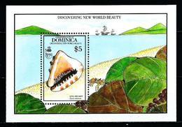 Dominica Nº HB-167 Nuevo - Dominica (1978-...)