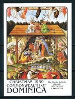 Dominica Nº HB-158 Nuevo - Dominica (1978-...)