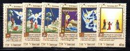 CI1142 - SAINT VINCENT 1977, Serie Yvert N. 499/504   ***  Natale Christmas - St.Vincent (1979-...)
