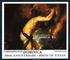Dominica Nº HB-137 Nuevo - Dominica (1978-...)