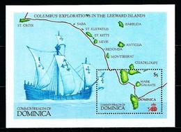 Dominica Nº HB-121 Nuevo - Dominica (1978-...)