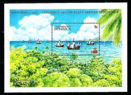Dominica Nº HB-120 Nuevo - Dominica (1978-...)