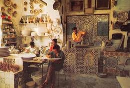 Tunisie - NABEUL - Atelier De Pôterie - Tunisia
