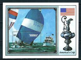 Dominica Nº HB-116 Nuevo - Dominica (1978-...)