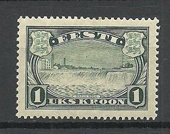 Estland Estonia 1940 Michel 159 * - Estonia