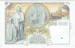Roma. Pape LEO XIII.  XXIV Dec. MDCCCIC. Illustrateur. Religion. - Papes