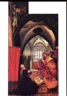CPM - Musée D'Unterlinden à Colmar (68) - Annonciation - Musées
