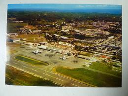 LE RAIZET  POINTE A PITRE GUADELOUPE   : AEROPORT / AIRPORT / FLUGHAFEN - Aérodromes