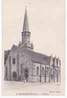 28 Eure Et Loir -  LA BAZOCHE-GOUËT -  L'Eglise - Autres Communes