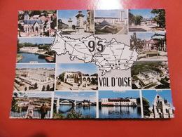 D 95 - Bessancourt, Magny En Vexin, Ermont, Groslay, Montmorency, Taverny, Pontoise, Argenteuil, Gonesse, Ecouen, - Altri Comuni