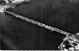 AFRIQUE NOIRE - COTE D'IVOIRE - ABIDJAN : Le Pont De TREICHEVILLE - CPSM Dentelée Noir Blanc Format CPA - Black Africa - Ivory Coast