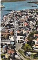 AFRIQUE NOIRE - COTE D'IVOIRE - ABIDJAN : Quartier Du Commerce - CPSM Dentelée Colorisée Format CPA - Black Africa - Ivory Coast